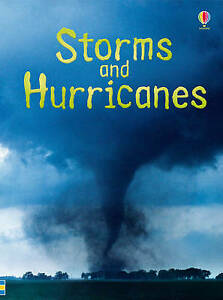 Brand New Usborne Beginners:Storms and Hurricanes by Emily Bone