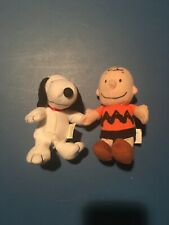 Snoopy And Charlie Brown Wendy's Kids Toys