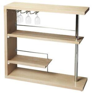 Butler Broadway Modern Bar Cabinet, Gray Dawn - 2664280