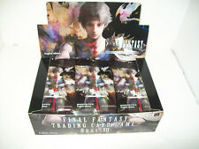 Final Fantasy TCG OPUS VII Opus 7 Booster Packs (2 Packs)