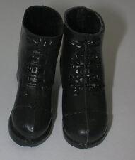 Vintage GI Joe Short Black Boots  GI2991