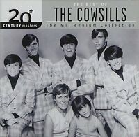 Cowsills 20th Century Masters Best Of The Millennium Collection CD NEW