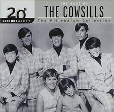 COWSILLS 20th CENTURY MASTERS The Best Of The Millennium Collection CD NEW