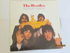 The Beatles  CD Single Card  Sleeve  yellow submarine