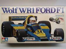 Tamiya Vintage 1:20 Scale Wolf Wr1 Ford F1 Model Kit - New - Jody Scheckter