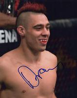 "DAN HARDY signed Autographed ""UFC"" 8X10 PHOTO e PROOF - The Outlaw COA"