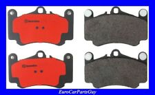 Brembo PORSCHE 911 996 C4S Carrera S 4S 996tt Twin Turbo Front Brake Pad Set