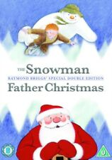 The Snowman / Father Christmas (DVD, 2008, 2-Disc Set, Box Set)