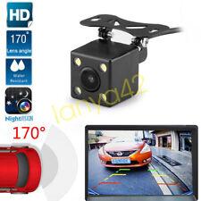 Auto Rückfahrkamera und Monitor Set mit Stabiler Signalübertragung für Auto, Bus