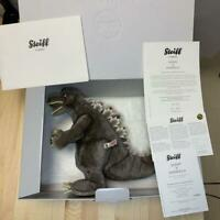 Godzilla 60th Anniversary Steiff Stuffed Animal Limited 1954 plush doll figure
