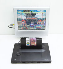Neo Geo AES SNK Game Console NEO-0 Pro Pow 2 Black Working