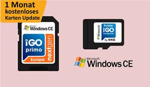 Navigation Software iGO Primo NextGen für WinCE 2020 Europa PKW LKW Wohnwagen