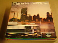 LP WITH TRAIN COVER / A JOURNEY INTO STEREO SOUND