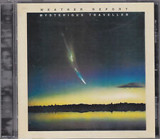 WEATHER REPORT - mysterious traveller CD
