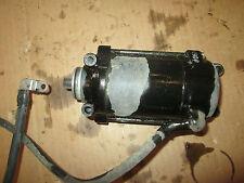 1990 Honda CB125T CB125 CB 125 starter electric start engine motor