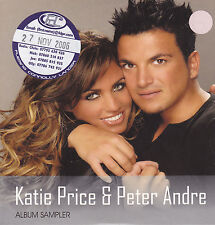 Katie Price&Peter Andre- A Whole New World Promo cd maxi single 5 tracks