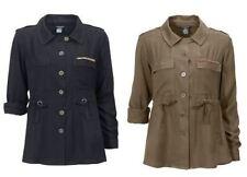 Locker sitzende hüftlange Damenblusen, - tops & -shirts im Tuniken-Stil