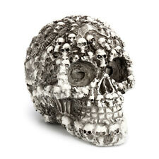 Multiple Skulls Head Dark Fantasy Horror Gothic Skull Ornament Decoration Gifts
