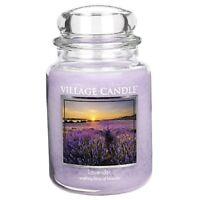 Village Candle Lavender Large Jar