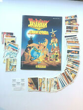 Asterix in Amerika ,Leeralbum + 133 Sticker (1995)