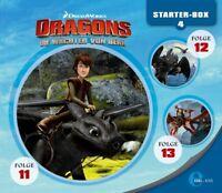DRAGONS-DIE REITER VON BERK - (4)STARTER-BOX  3 CD NEU