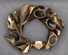 "Rare DIOR ""Chester"" Bronze Cone Limited Edition Bracelet"