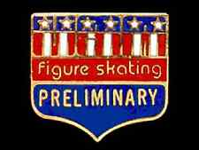 Preliminary Figure Skating Lapel Pin - Getting Started
