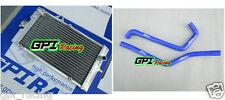 aluminum radiator & HOSE Yamaha Raptor YFM 700R YFM700R 06-12 10 2009 08 07 2011