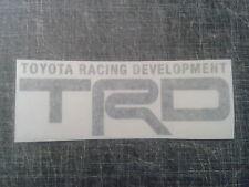 Toyota TRD Toyota Racing Development Decal / Sticker