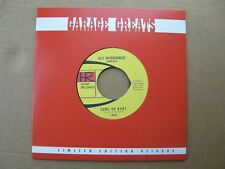 "AL'S UNTOUCHABLES  COME ON BABY  GARAGE GREATS PUNK PSYCH 7"" 45"