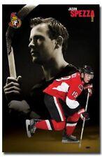 HOCKEY POSTER Jason Spezza Ottawa Senators NHL
