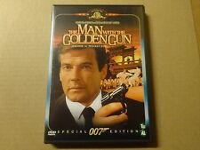DVD / JAMES BOND 007 - THE MAN WITH THE GOLDEN GUN / L'HOMME AU PISTOLET D'OR