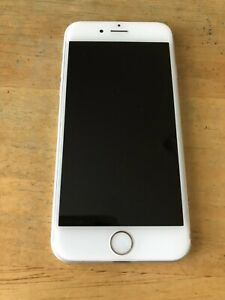 APPLE IPHONE 6 SILVER 64GB WITH OTTERBOX