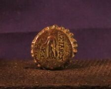 SELEUKID KINGDOM ALEXANDER I BALAS AE22 HEAD / ATHENA STANDING