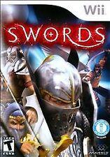 Swords  (Nintendo Wii, 2010, Teen)  Complete   !!!