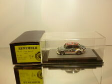 REMEMBER TCR01 FIAT ABARTH 1000 - SPA 1970 #86 - GREY  1:43 - EXCELLENT IN BOX
