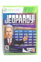 Jeopardy Microsoft Xbox 360 **Brand New Factory Sealed**