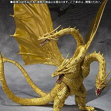 S.H.MonsterArts King Ghidorah Special Color Ver. ABS & PVC Figure BANDAI Japan