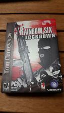 Tom Clancy's Rainbow Six: Lockdown (PC, 2005)