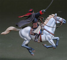 DEF Model 1/35 WWII Russian Cossack Cavalry with Sabre (1 Figure+1 Horse)