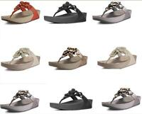 NEW 5 Colors  Woman FitFlop Body sculpting Slimming flip-flops US Size:5 6 7 8 9