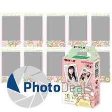 Fujifilm Instax Mini 8 Full Color LIITLE TWIN STARS Fuji Instant Film 10 Sheets