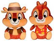 Funko Disney Afternoon Cartoon Chip & Dale Set of Both Plush