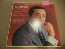 Al Martino Think I'll Go Somewhere And Cry Myself To Sleep LP Album Record #150