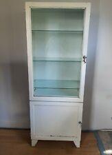 Vintage medical cabinet 1970s