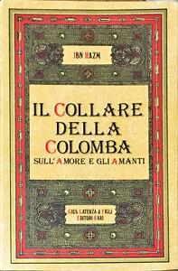 IL COLLARE DELLA COLOMBA - IBN HAZM - LATERZA 1983