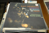 Ray Charles LP Genius Soul = Jazz impulse a-2 MONO 1st press quincy jones