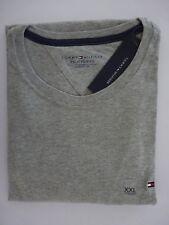8ab0cdb62 NWT Tommy Hilfiger Crew Neck Classic Fit Solid T-Shirt For Man S M L XL 2XL