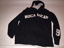 Rocawear  Black Sweatshirt Fleece Hoodie Young Boys 7  L