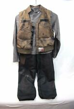 DISNEY STORE JYN ERSO GIRLS STAR WARS ROGUE ONE COSTUME 9 10 MED
